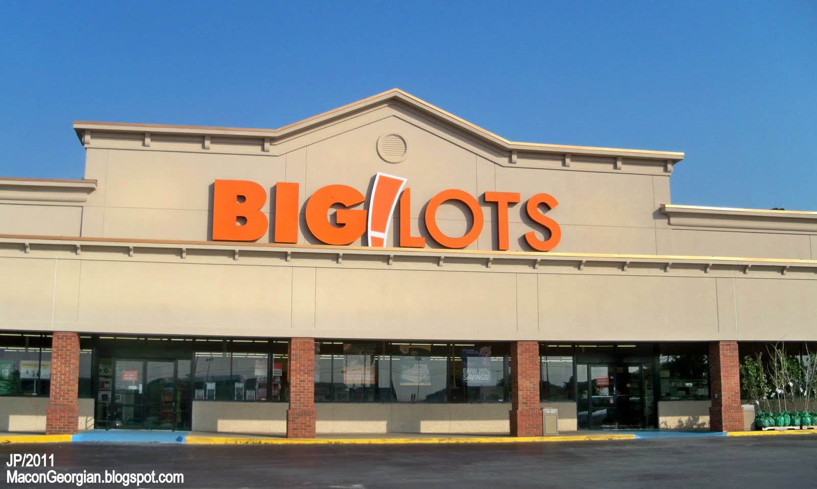Big lots in store coupon 2018