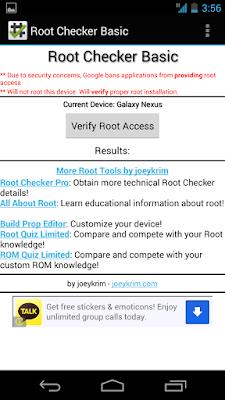 Cara Mengetahui Android Sudah di Root Atau Belum
