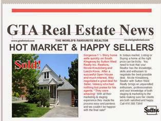 Real Estate & Real Life: A Sutton Realtor's Blog