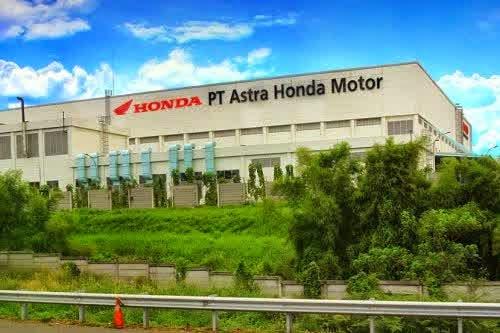 Lowongan PT Astra Honda Motor Oktober  Terbaru 2014