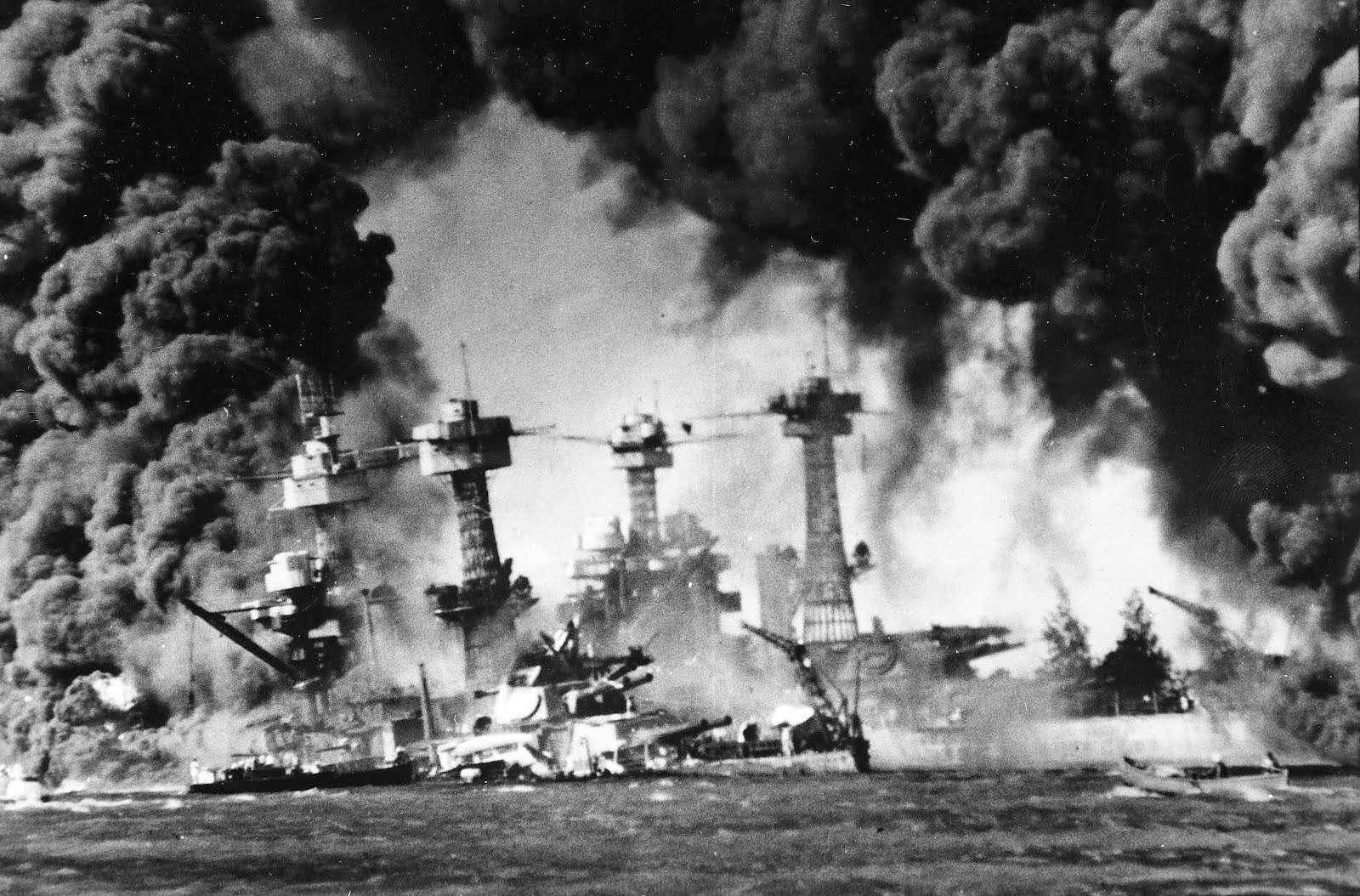 Pearl Harbour 1941