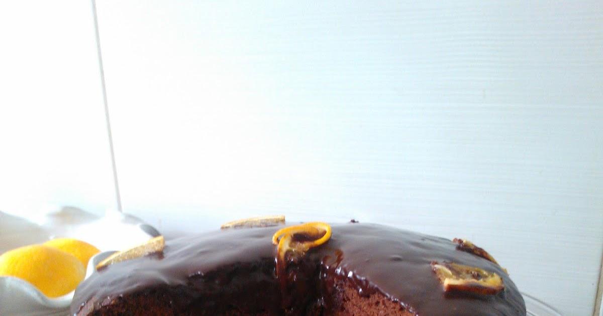My Kitchen Notebook Avoca S Chocolate Amp Orange Cake