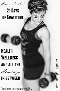 21 day fix, gratitude group, gratitude challenge, katy ursta, cancer survivor
