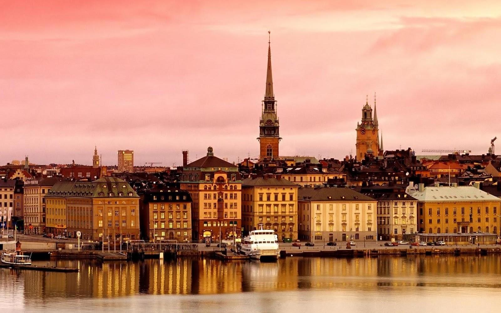 Riddearholmen Stockholm