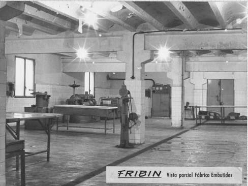 Frigorificos Binéfar (FRIBIN).