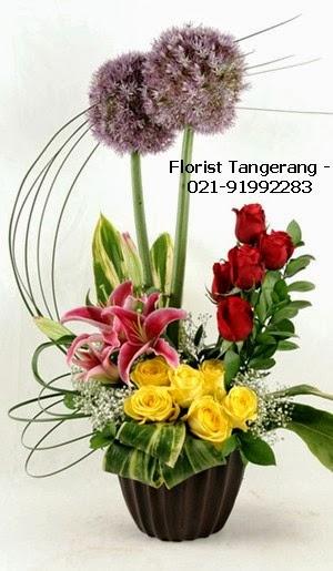 Toko Bunga di Tangerang Kota