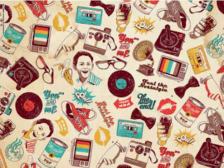 Dibujos Vintage