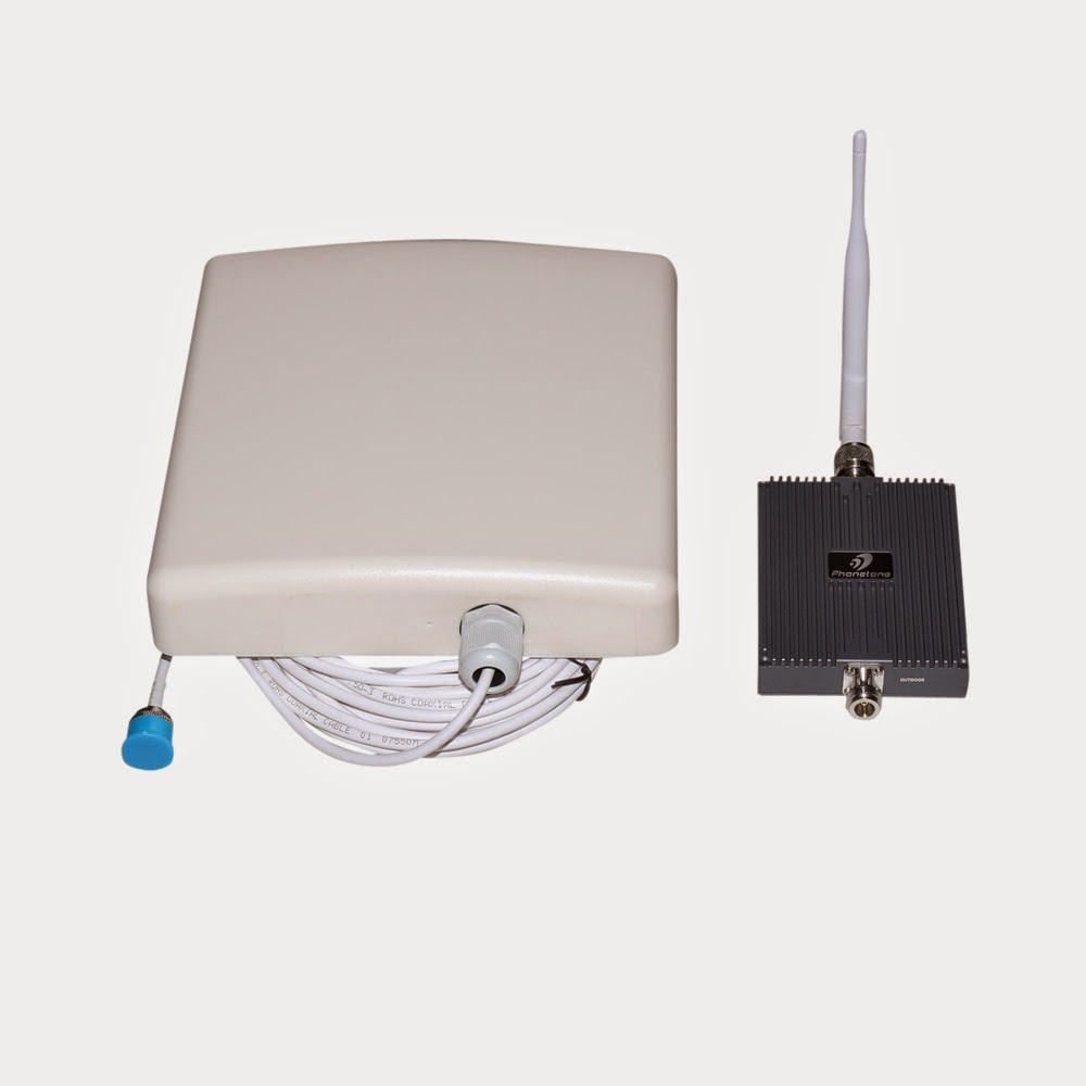 Panel Antenna to Boost a Cell Phone Signal
