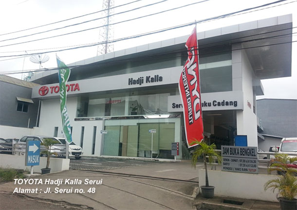 Toyota Hadji Kalla Serui