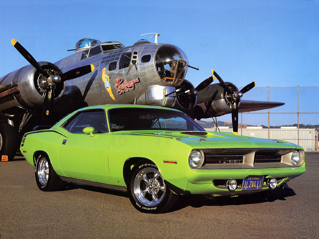 hemi muscle cars - photo #36