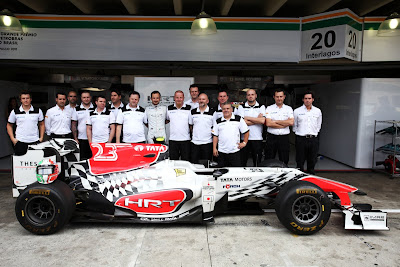 Colin Kolles leaves HRT Formula 1 for 2012