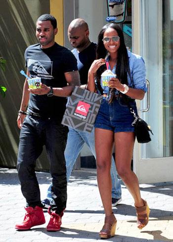 New Couple  Jason Derulo and Tika Sumpter  Tika Sumpter And Boyfriend 2013