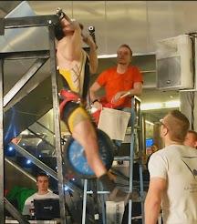 93 kg:n SE-lisäpainoleuanveto ylhäällä SM-kisoissa 5.4.2014