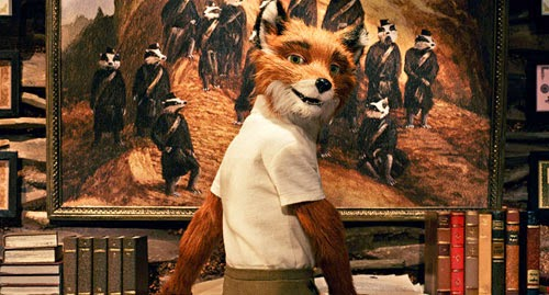 Fantastic Mr. Fox animatedfilmreviews.filminspector.com