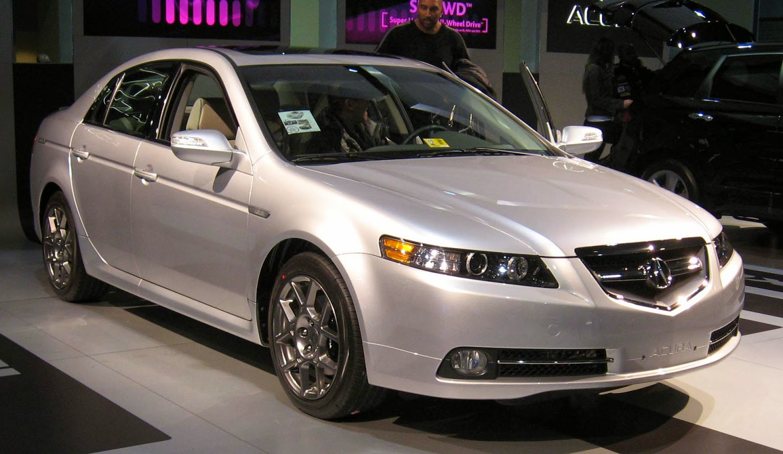 acura tl type s 2014 wallpapers media wallpapers. Black Bedroom Furniture Sets. Home Design Ideas