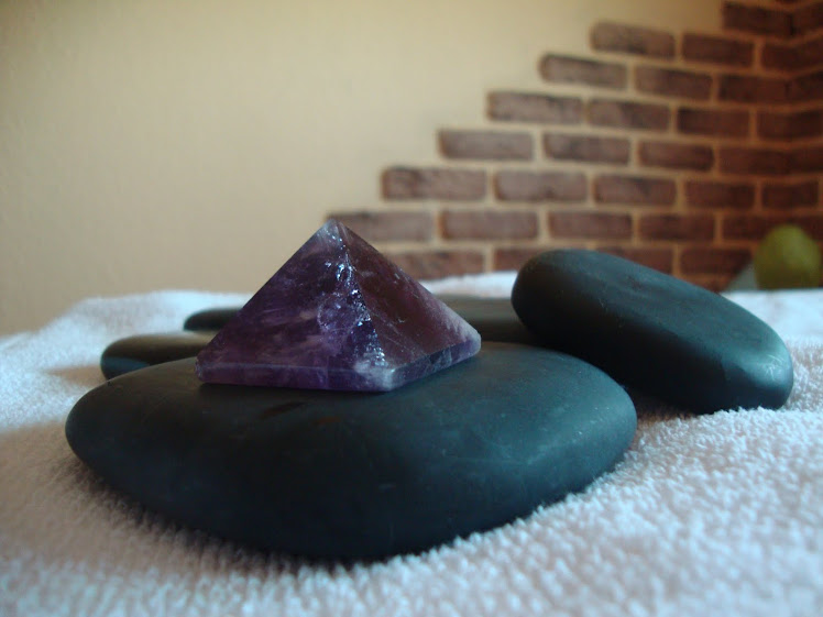 piramide de amatista