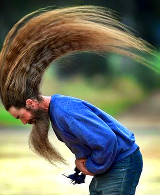 Foto Model  Rambut Gondrong Dalam Islam