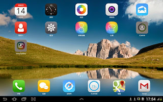 ONE+ Launcher - Aplikasi tema iPhone untuk Android