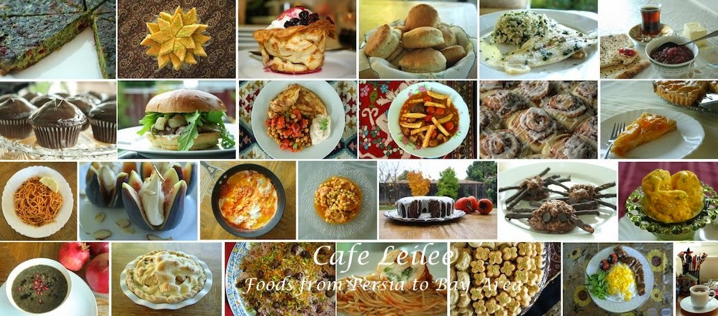 Cafe Leilee  کافه لیلی - Foods from Persia to Bay Area