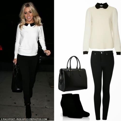 Celeb Style Inspiration | Mollie King
