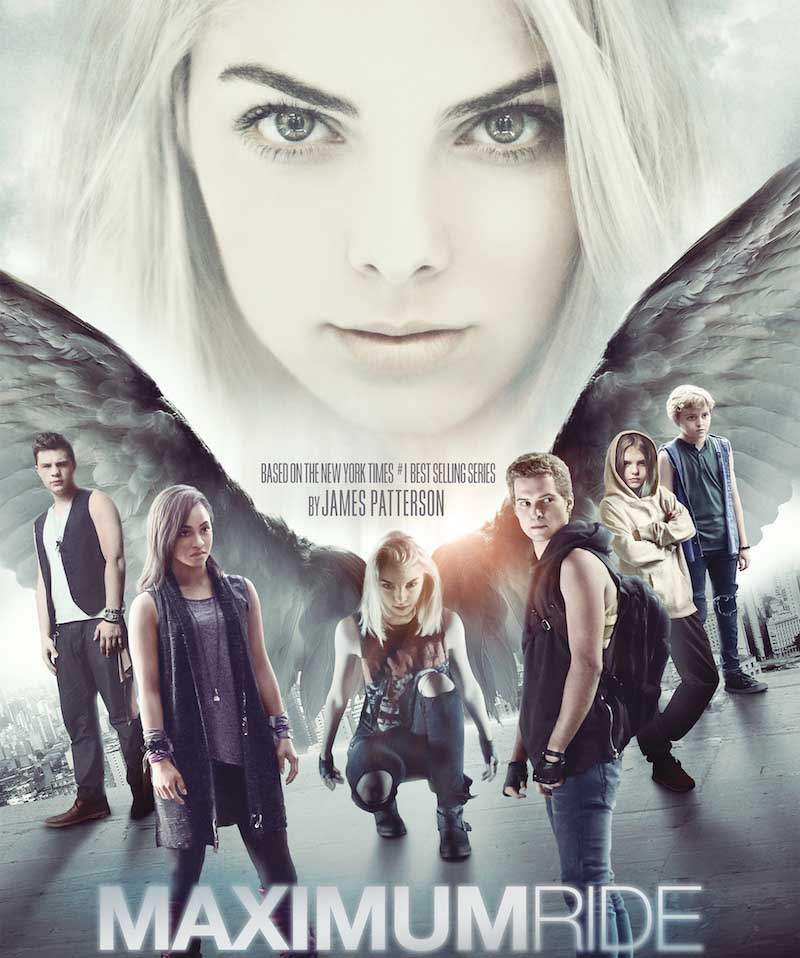 Maximum Ride Torrent - BluRay 720p Legendado (2016)