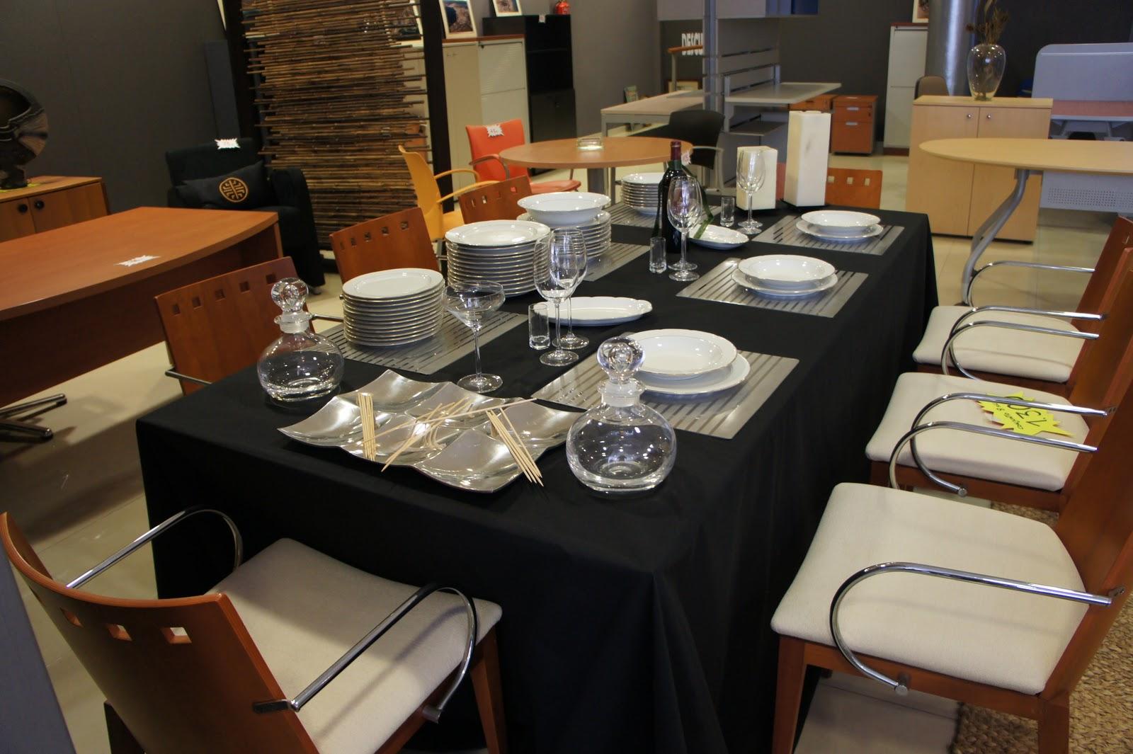 Outlet mobiliario oficina y hogar vajilla de santa clara for Outlet mobiliario oficina
