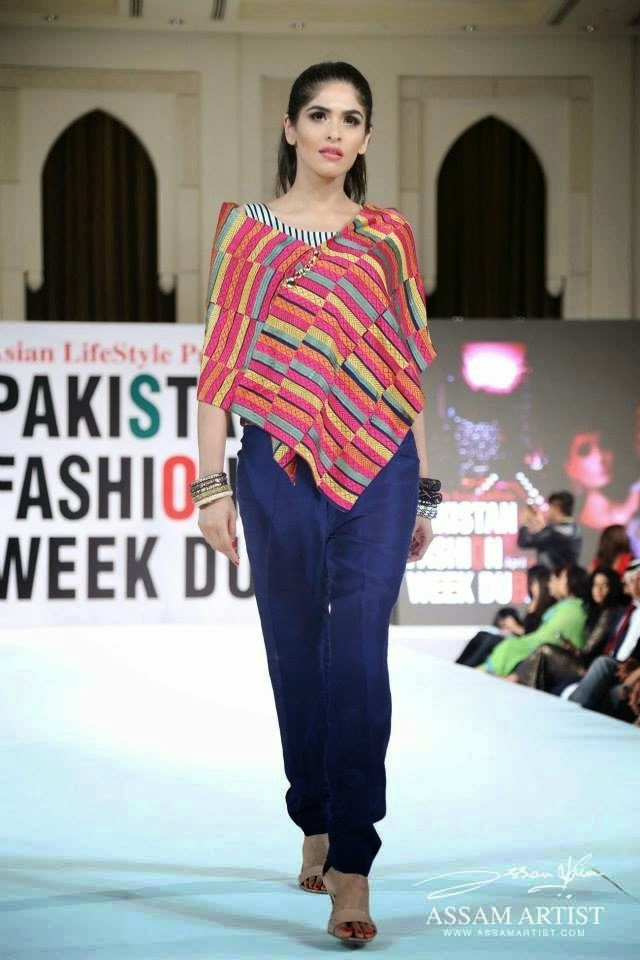 Latest Pakistan Fashion Week