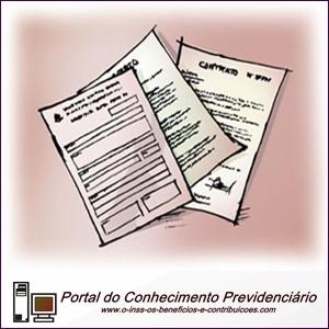 Formulários e documentos necessários para requerer o LOAS