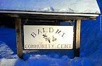 Bald Mountain Community Center
