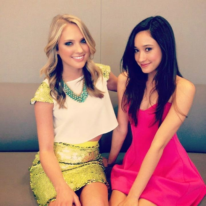 Ciara Hanna dan Christina Masterson