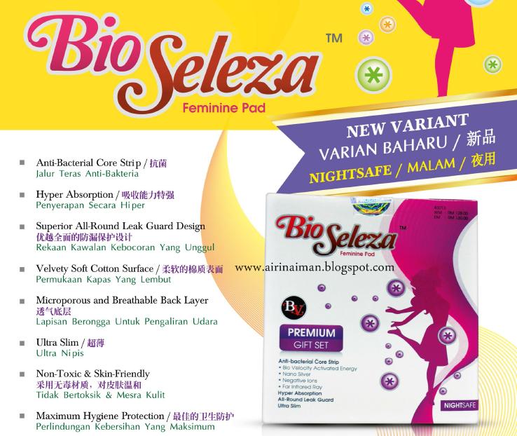extra long sanitary pad bio seleza
