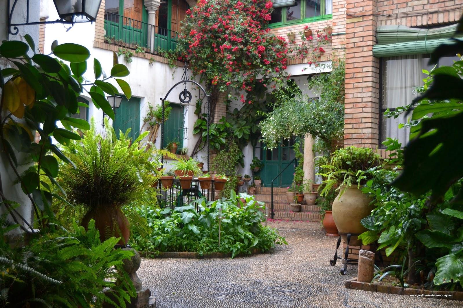 Jardineria eladio nonay abril 2014 - Fuentes para patios ...