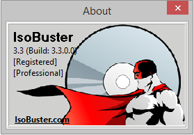 ISO Buster 3.3 Pro (License Key)