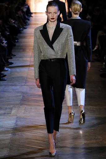 Yves Saint Laurent Autumn/winter 2012/13 Women's Collection