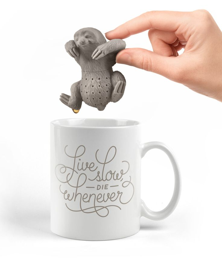 Sloth Tea Infuser - Rebel66 - Inspirations of the Week