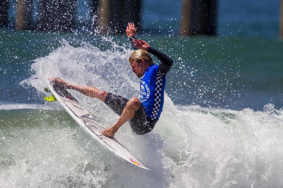 22 Kolohe Andino Vans US Open of Surfing Foto WSL Sean Rowland