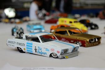 #9 Model Cars Wallpaper