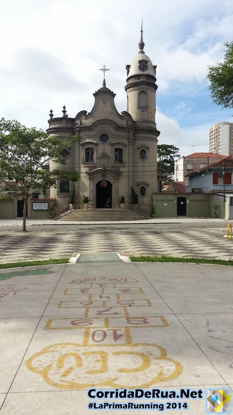 Paróquia São João Maria Vianney, na praça cornélia - Corrida De Rua