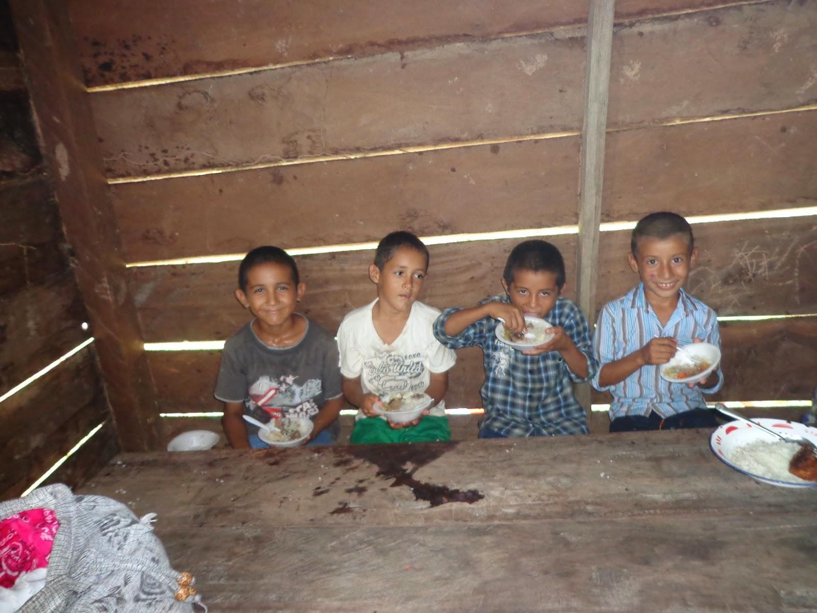 niños de Nicaragua
