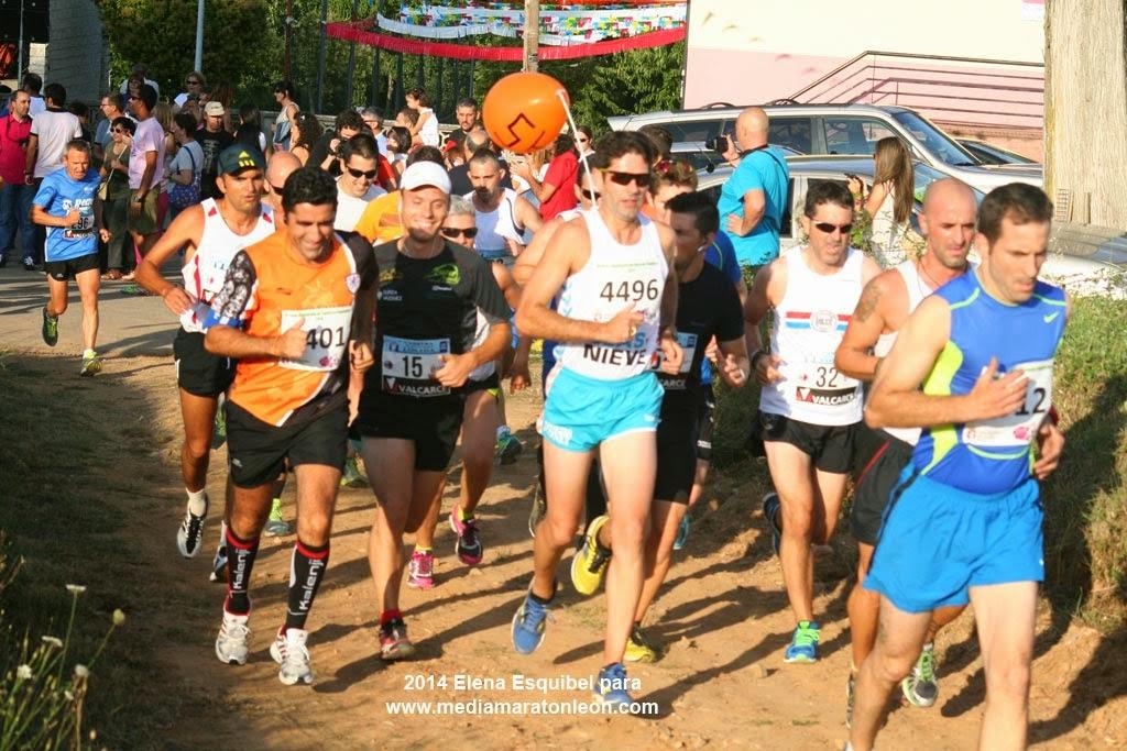 fotos y clasificaciones carrera Losada