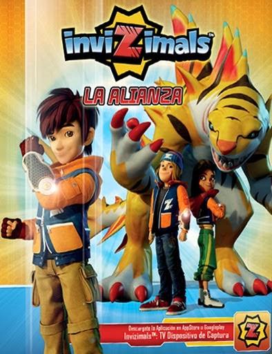 Ver Invizimals: La Alianza (2013) Online