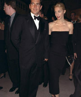 Carolyn Bessette-Kennedy Little Black Dress