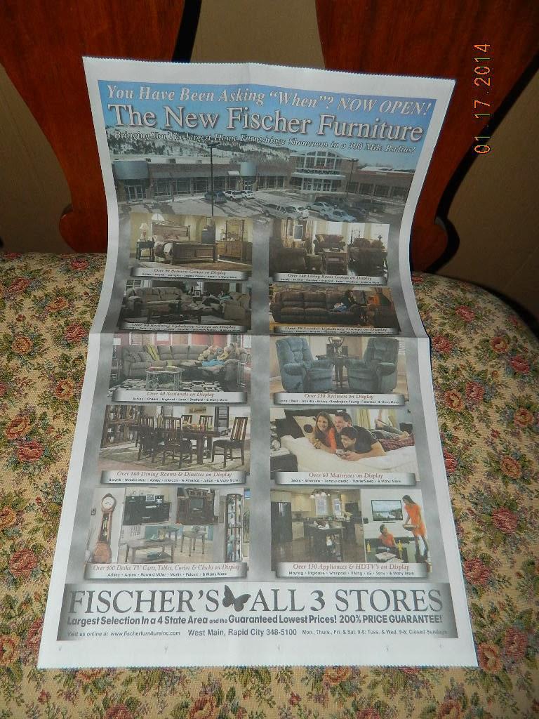 A Flexsteel Gallery U0026 A More Contemporary Fischer Furniture Showroom U0026 The  ...
