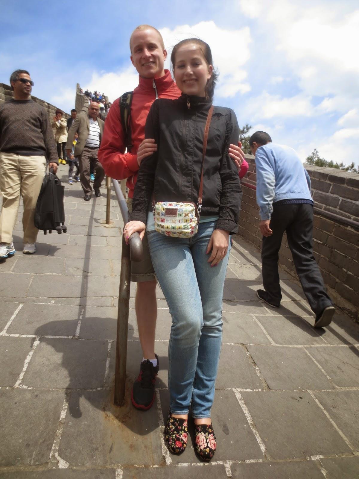 Hero Hill at Badaling Great Wall