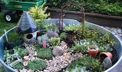 Last Weekend, As Iu0027ve Already Mentioned I Did A Little Garden Shopping And  Gathered My Supplies To Create A Space Of My Own, A Happy, Natural Fairy  Garden.
