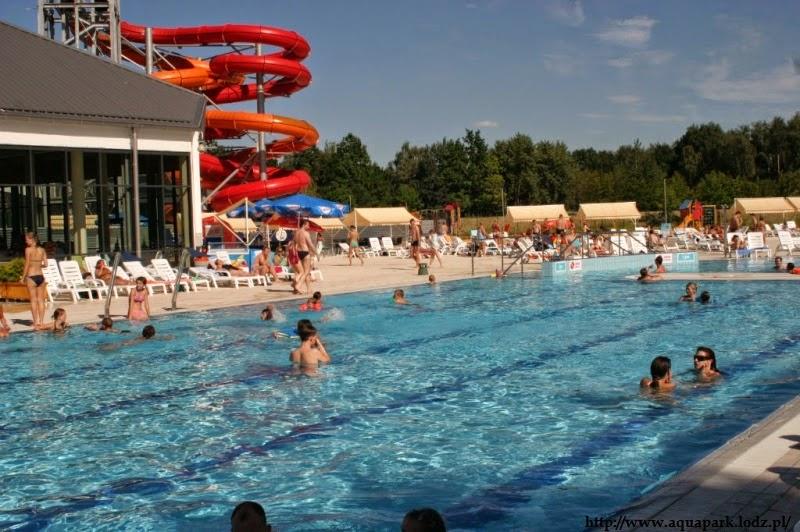 Fala - Aquapark w Łodzi