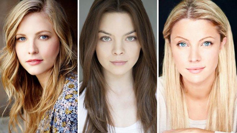 The Vampire Diaries - Season 7 - 3 Villains Cast