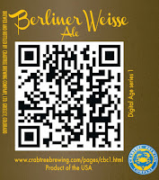 Crabtree Berliner Weisse Ale