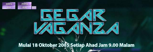 Lagu Gegar Vaganza 2015 minggu ke 8