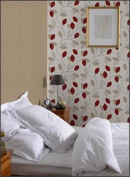 Sua casa seu espelho fica caro colocar papel de parede - Papel pared leroy ...